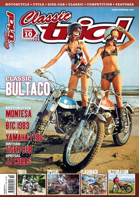 Classic Trial Magazine issue 10