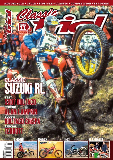 Classic Trial Magazine issue 11