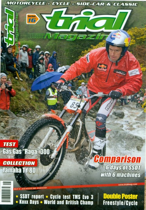Trial Magazine issue 16