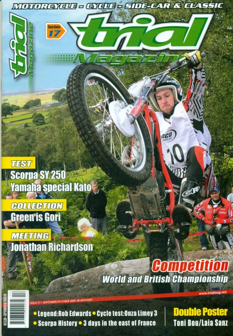 Trial Magazine issue 17
