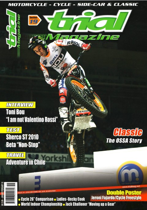 Trial Magazine issue 19