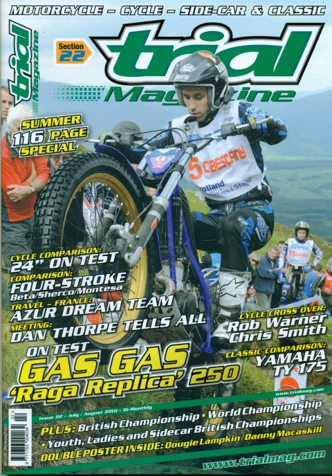 Trial Magazine issue 22