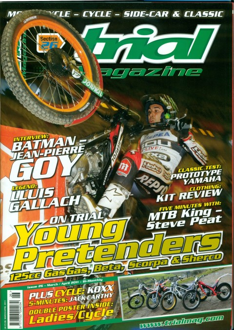 Trial Magazine issue 26