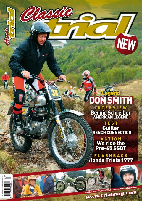 Classic Trial Magazine issue 3