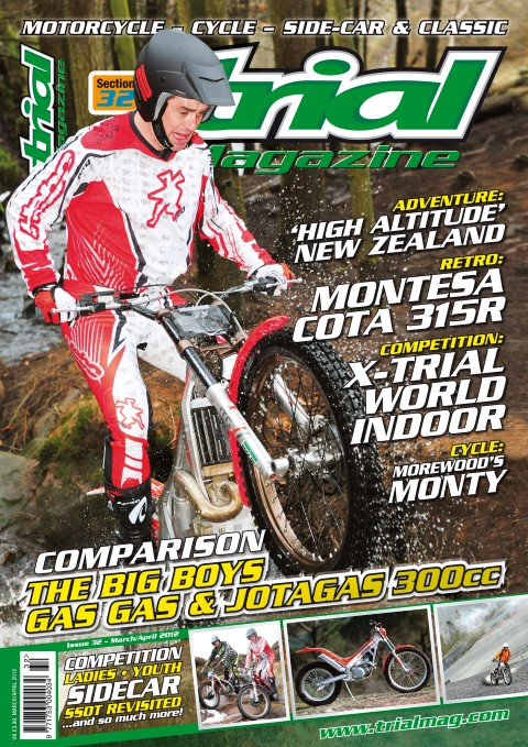 Trial Magazine issue 32