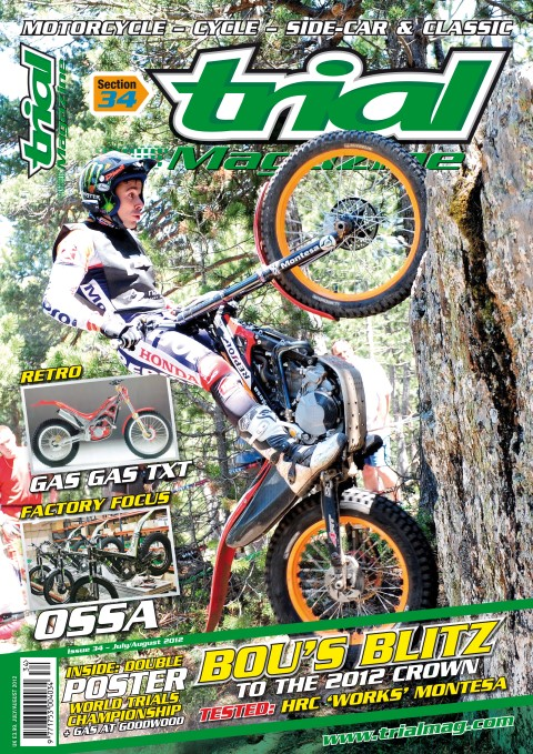 Trial Magazine issue 33