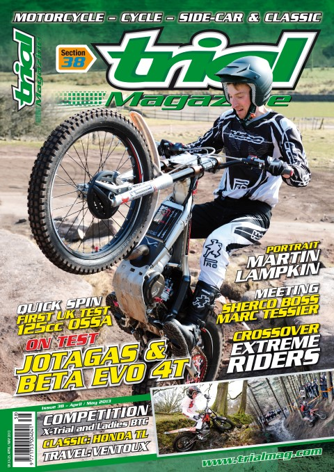 Trial Magazine issue 38