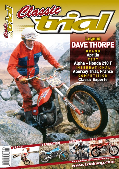Classic Trial Magazine issue 4