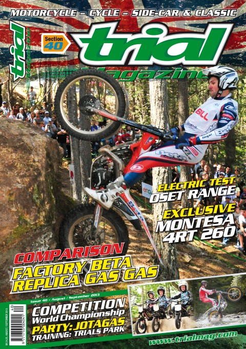 Trial Magazine issue 40