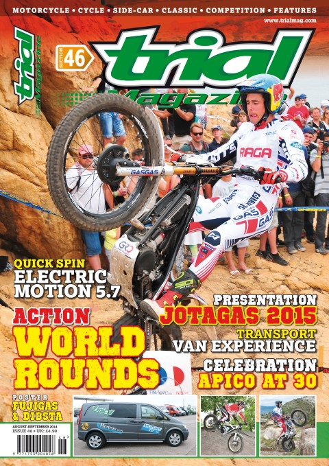 Trial Magazine issue 46