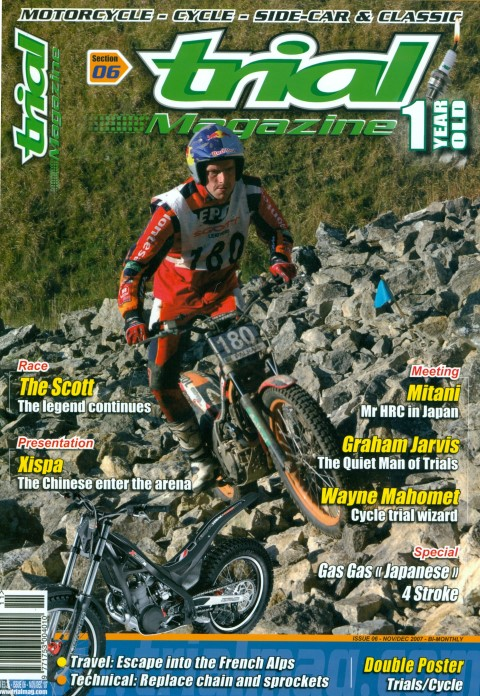 Trial Magazine issue 6
