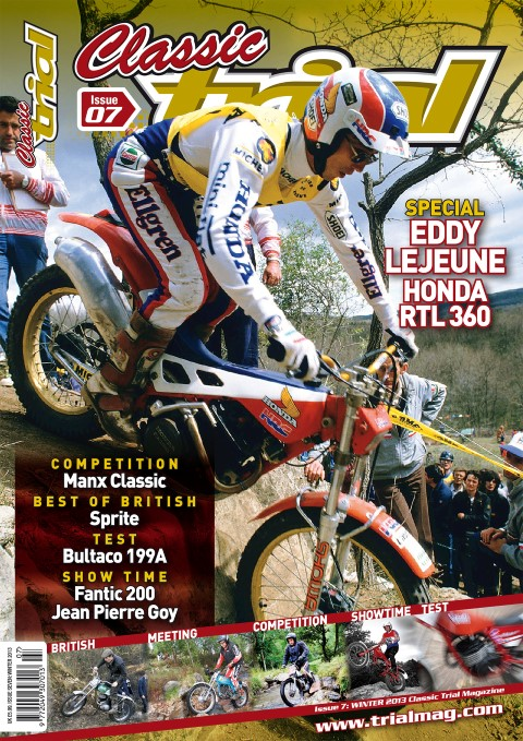 Classic Trial Magazine issue 7