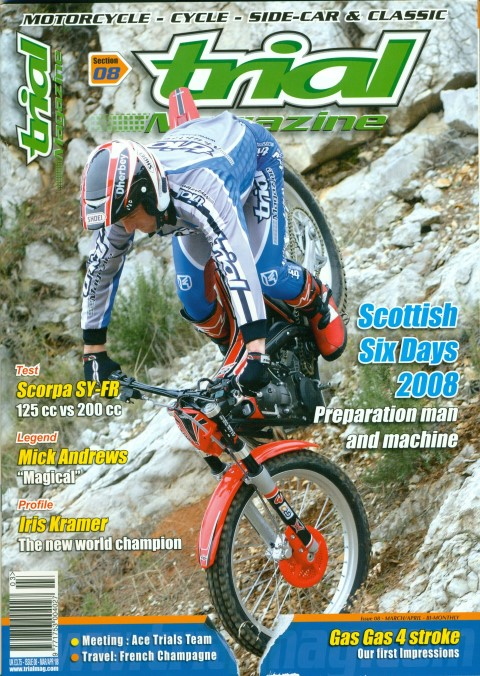 Trial Magazine issue 8