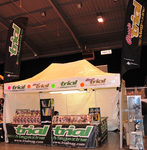 Putoline Telford Classic Dirt Bike Show 21st – 22nd February 2015