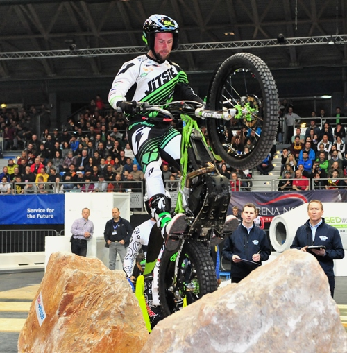 MOTORPOINT TO HOST EXCLUSIVE TRIAL BIKE SHOW IN CHINGFORD