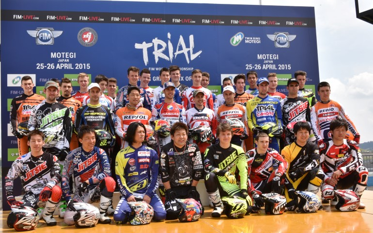 2015 FIM WTC Official Practice Day – Let the Party Start