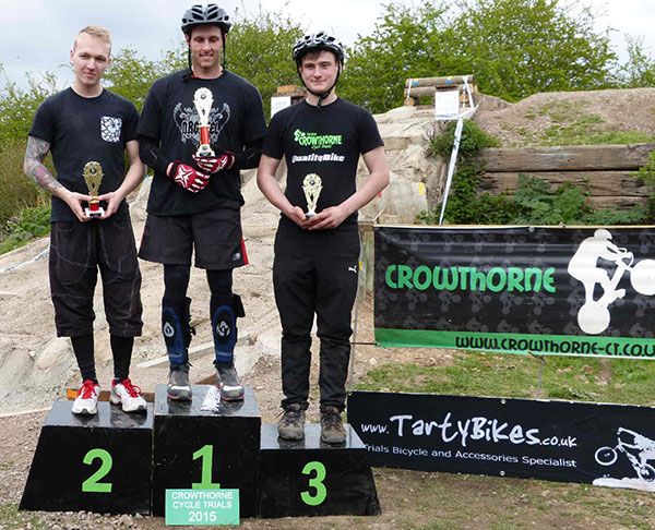 Crowthorne Cycle Trials, Round three