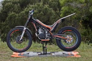 New 'Factory' Scorpa Model 2015