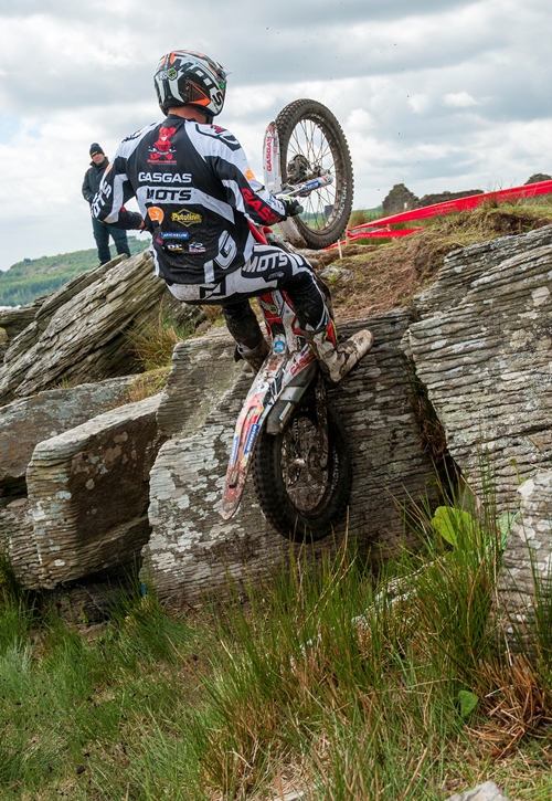 MICHELIN TAKES PODIUM TOP SPOTS AT BRITISH TRIALS CHAMPIONSHIP