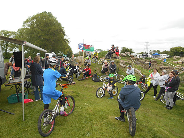 Cycle Trials Cup – Round 2