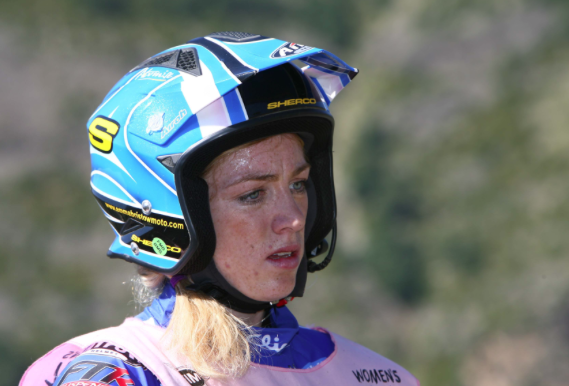 Bristow ready to defend her crown