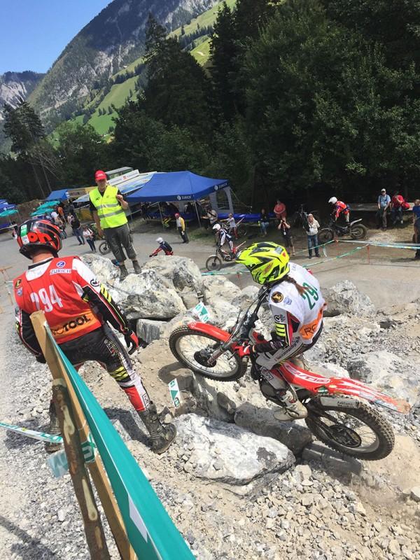 European Championship, Youth and Ladies. Switzerland