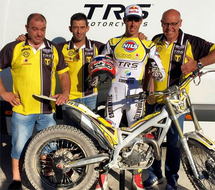 Dream debut for Adam and TRS