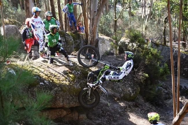 Tough luck for Vertigo riders in Portugal