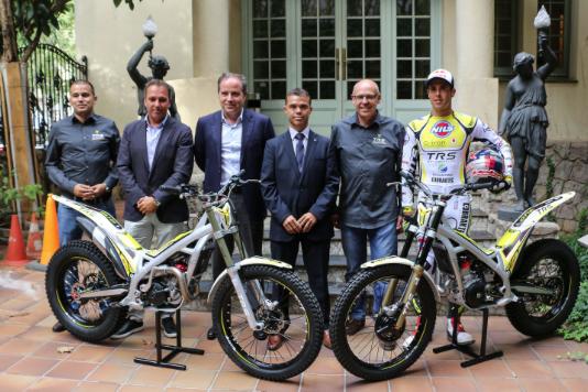 Adam Raga signs for TRS Motorcycles, Team Jordi Tarres