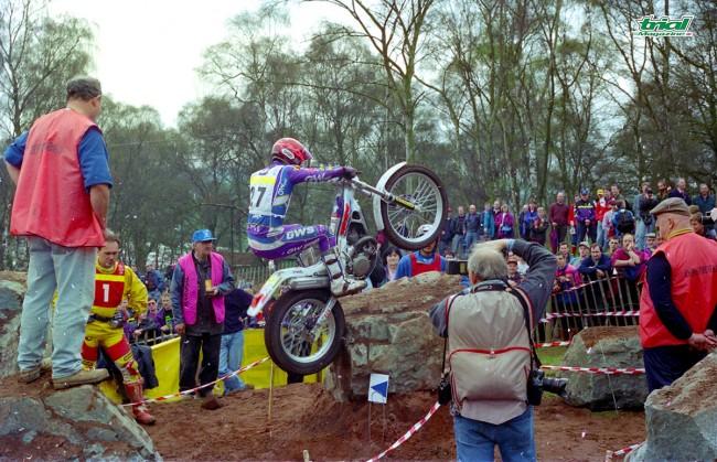 Blast from the past – Hawkstone 96