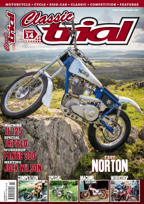 Classic Trial Magazine issue 14