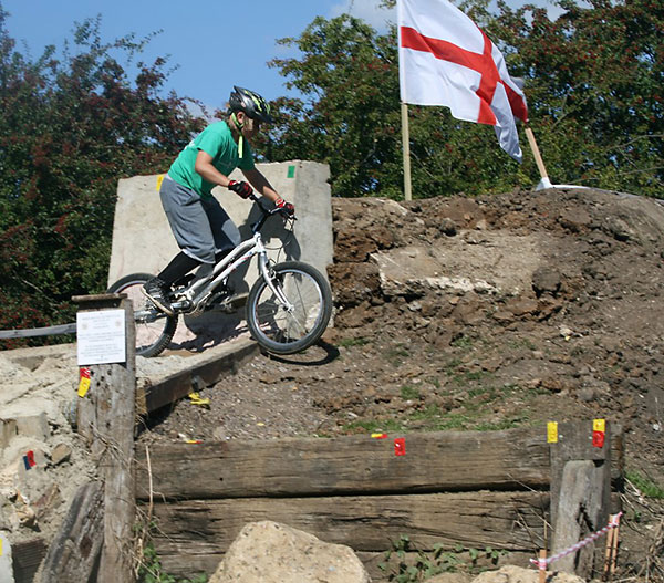 Crowthorne Cycle Trial – Round 6 – Nash Mills