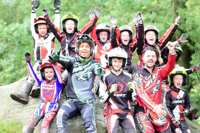 OSET Bikes and Trials Feature on Blue Peter