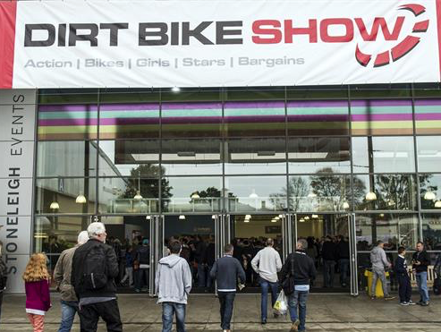 More for your Buck at the Dirt Bike Show
