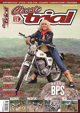 Classic Trial Magazine issue 15