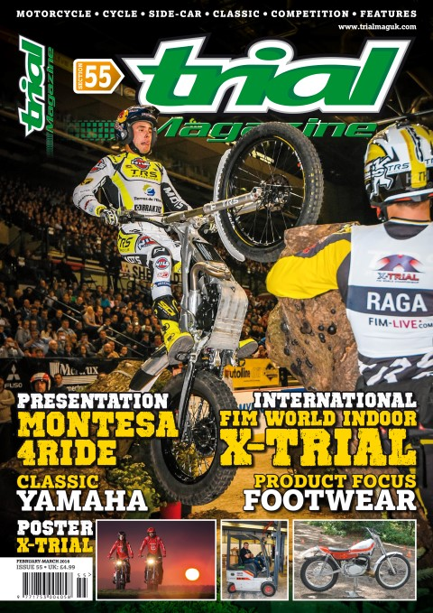 TRIAL MAGAZINE ISSUE 55 – ITS READY!!!