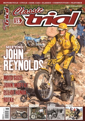 Classic Trial Magazine issue 16