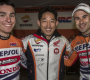 Repsol Honda Team at Barcelona X-Trial