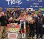 Bou wins, Fujinami celebrates 300th with podium