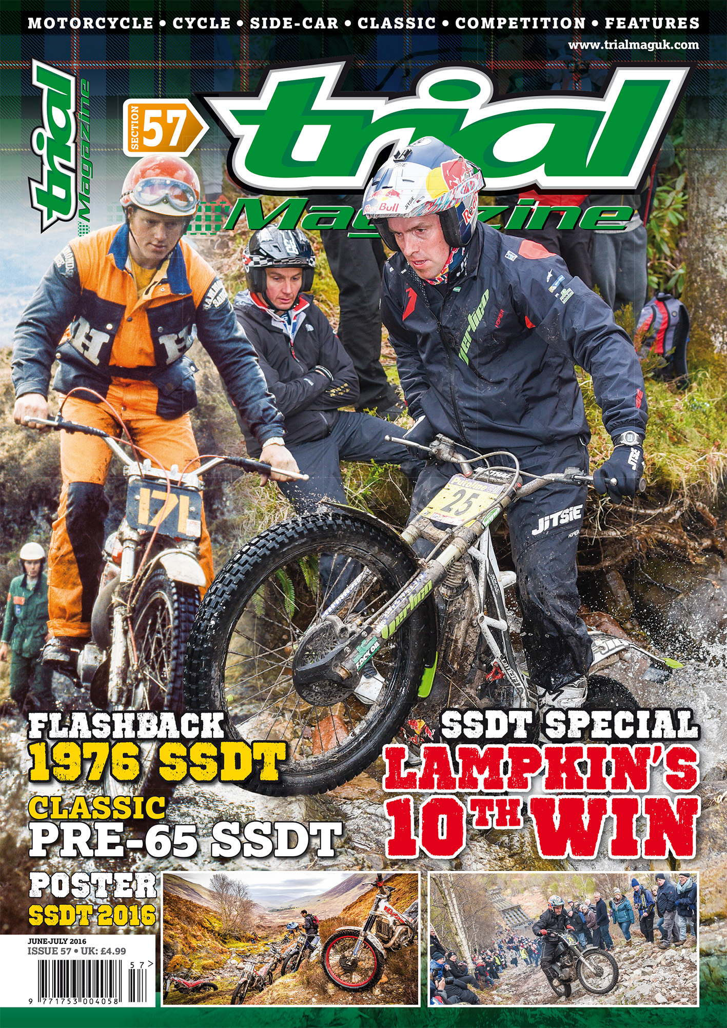 TRIAL MAGAZINE ISSUE 57 – SSDT Special Edition
