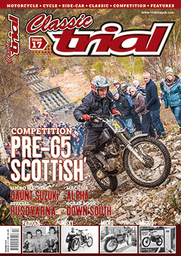 Classic Trial Magazine issue 17