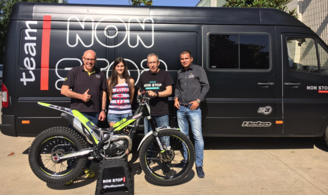 Non Stop Bikes and TRS join forces with Solera