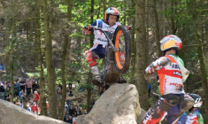 Toni Bou master class in the UK