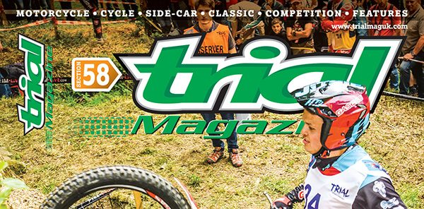 TRIAL MAGAZINE ISSUE 58 – A Full 116 Pages of Trials