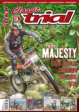 Classic Trial Magazine issue 18