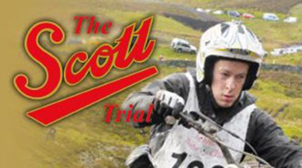Scott Trial Souvenir Programme