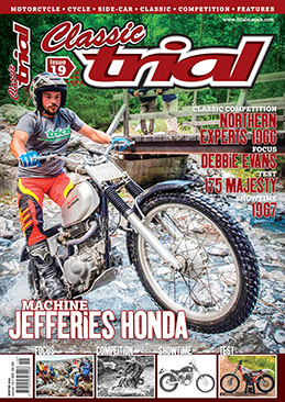Classic Trial Magazine issue 19