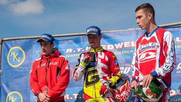 St. Davids British Championship Results