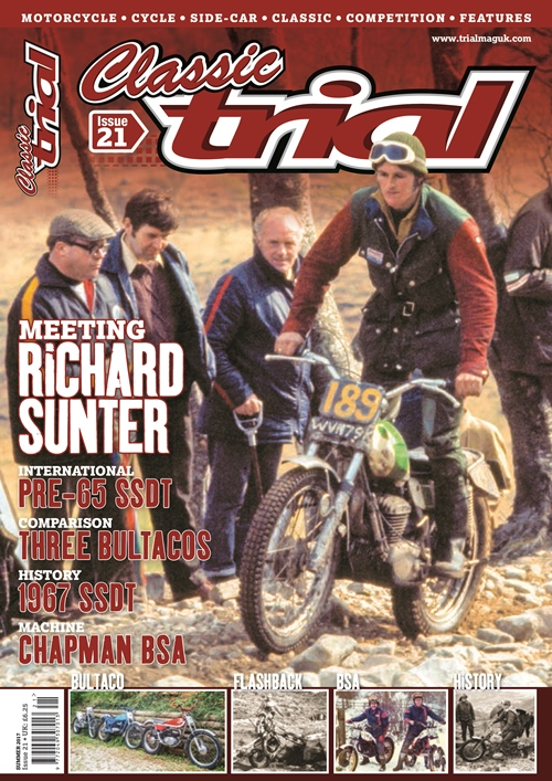 Classic Trial Magazine Subscriptions