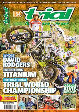 Trial Magazine current issue - Overseas